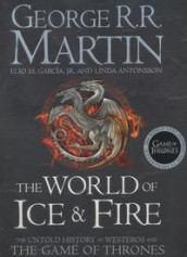 The World of Ice and Fire av Linda Antonsson og George R. R. Martin (Innbundet)