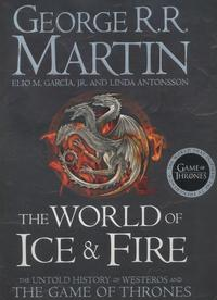 World of Ice and Fire av George R. R. Martin og Linda Antonsson (Innbundet)