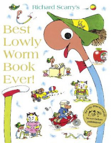 Best Lowly Worm Book Ever av Richard Scarry (Heftet)