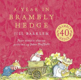 Omslag - A Year in Brambly Hedge
