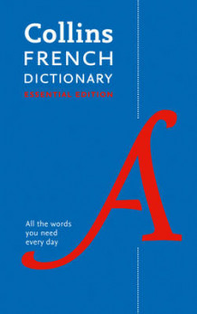 Collins French Dictionary Essential Edition av Collins Dictionaries (Heftet)