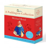 Omslag - A Paddington Collection [Unabridged Edition]