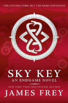 Sky Key (Endgame, Book 2): 2 av James Frey og Nils Johnson-Shelton (Innbundet)