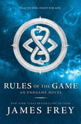 Omslag - Rules of the Game (Endgame, Book 3): 3