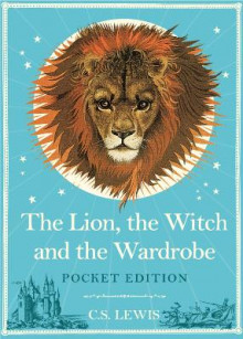 The Lion, the Witch and the Wardrobe: Pocket Edition av C. S. Lewis (Innbundet)