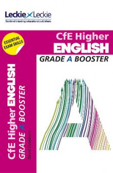 CFE Higher English Grade Booster av David Cockburn og Leckie & Leckie (Heftet)