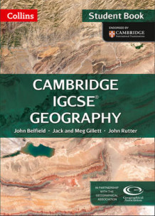 Collins Cambridge IGCSE: Cambridge IGCSE Geography Student Book av John Belfield, Jack Gillett, Meg Gillett og John Rutter (Heftet)