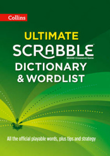 Collins Ultimate Scrabble Dictionary and Wordlist av Collins Dictionaries (Innbundet)