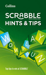Omslag - Collins Scrabble Hints and Tips