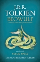 Beowulf: A Translation and Commentary av J. R. R. Tolkien og Christopher Tolkien (Innbundet)