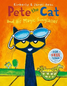 Pete the Cat and His Magic Sunglasses av Kimberly Dean (Heftet)