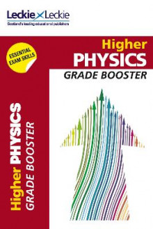 CfE Higher Physics Grade Booster av John Irvine, Michael Murray og Leckie & Leckie (Heftet)