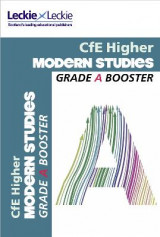 Omslag - CfE Higher Modern Studies Grade Booster