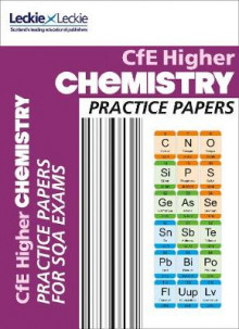 CFE Higher Chemistry Practice Papers for SQA Exams av Barry McBride og Leckie & Leckie (Heftet)