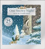 One Snowy Night av Nick Butterworth (Innbundet)