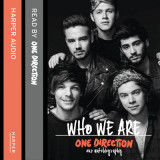 Omslag - One Direction: Who We are