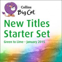 Collins Big Cat Sets - New Titles Starter Set January 2015 (Heftet)