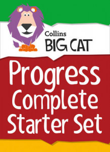 Collins Big Cat Sets Progress Complete Starter Set (Heftet)