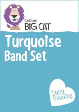 Omslag - Collins Big Cat Sets: Turquoise Starter Set: Band 07/Turquoise