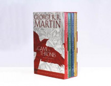 A Game of Thrones av George R. R. Martin (Blandet mediaprodukt)