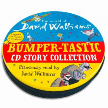 The World of David Walliams: Bumper-Tastic CD Story Collection av David Walliams (Lydbok-CD)