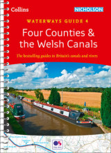 Omslag - Four Counties & the Welsh Canals No. 4