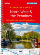 Omslag - Collins Nicholson Waterways Guides: North West & the Pennines No. 5