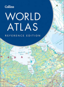 Collins World Atlas: Reference Edition av Collins Maps (Innbundet)