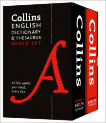 Collins English Dictionary and Thesaurus av Collins Dictionaries (Heftet)