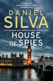 House of Spies av Daniel Silva (Innbundet)