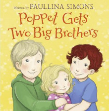 Poppet Gets Two Big Brothers av Paullina Simons (Innbundet)