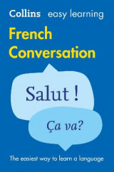Omslag - Easy Learning French Conversation