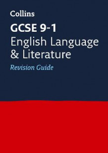 GCSE English Language and English Literature Revision Guide av Collins GCSE (Heftet)