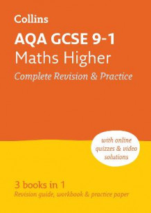 AQA GCSE Maths Higher All-in-One Revision and Practice av Collins GCSE (Heftet)