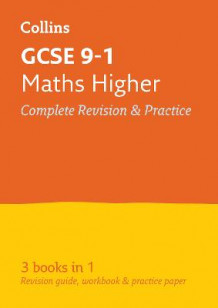 GCSE Maths Higher All-in-One Revision and Practice av Collins GCSE (Heftet)