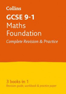 GCSE Maths Foundation Tier All-in-One Revision and Practice (Heftet)