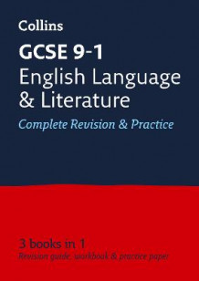 GCSE English Language and English Literature All-in-One Revision and Practice (Heftet)