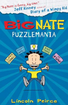 Big Nate - Puzzlemania av Lincoln Peirce (Heftet)