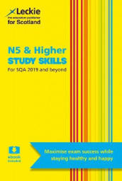 National 5 & Higher Study Skills for SQA Exam Revision av Danielle Brown, Lee Jackson, M-C McInally, Nicola Morgan og Eric Summers (Heftet)