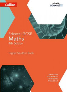 GCSE Maths Edexcel Higher Student Book av Kevin Evans, Keith Gordon, Brian Speed og Michael Kent (Heftet)