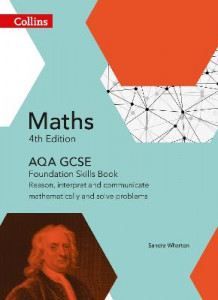 GCSE Maths AQA Foundation Reasoning and Problem Solving Skills Book av Sandra Wharton (Heftet)