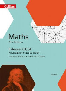 GCSE Maths Edexcel Foundation Practice Book av Kath Hipkiss (Heftet)