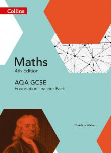 GCSE Maths AQA Foundation Teacher Pack av Rob Ellis, Kath Hipkiss og Colin Stobart (Heftet)