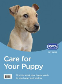 Care for Your Puppy av RSPCA (Heftet)