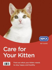 Care for Your Kitten av RSPCA (Heftet)