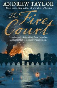 The fire court av Andrew Taylor (Heftet)
