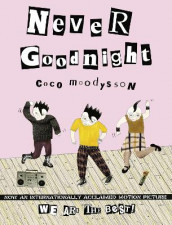 Never Goodnight av Coco Moodysson (Heftet)