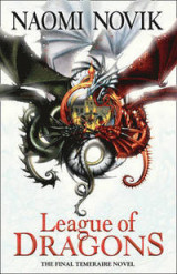 Omslag - League of Dragons