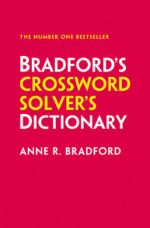 Collins Bradford's Crossword Solver's Dictionary av Anne R. Bradford (Heftet)