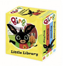 Bing's Little Library (Pappbok)